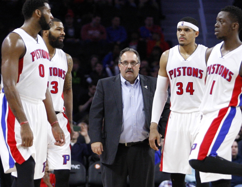 bddd3033993e When will Detroit Pistons  fans fill the Palace again