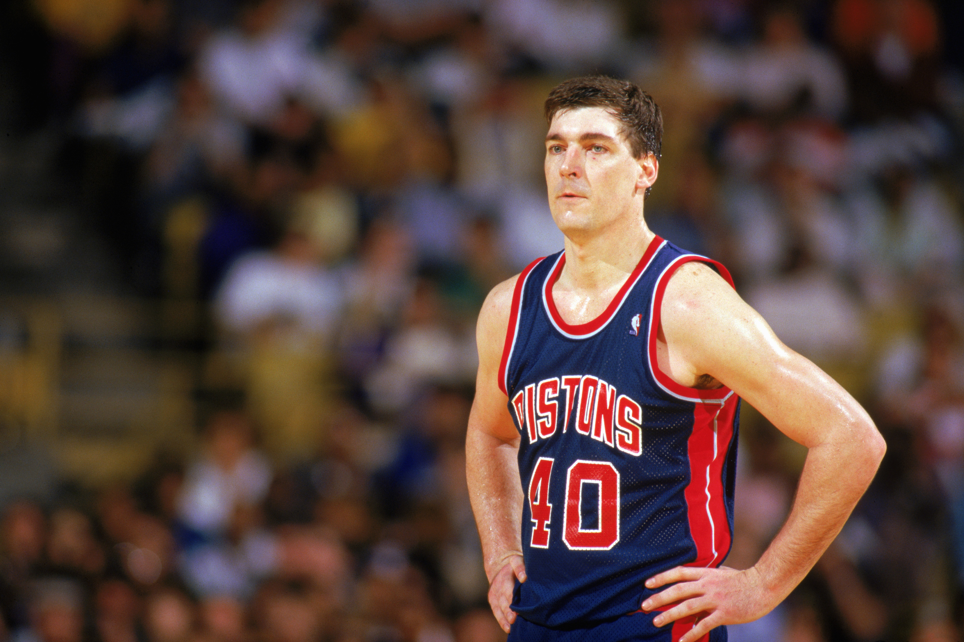 Bill Laimbeer of the Pistons: The Most Ruthless Player in NBA History