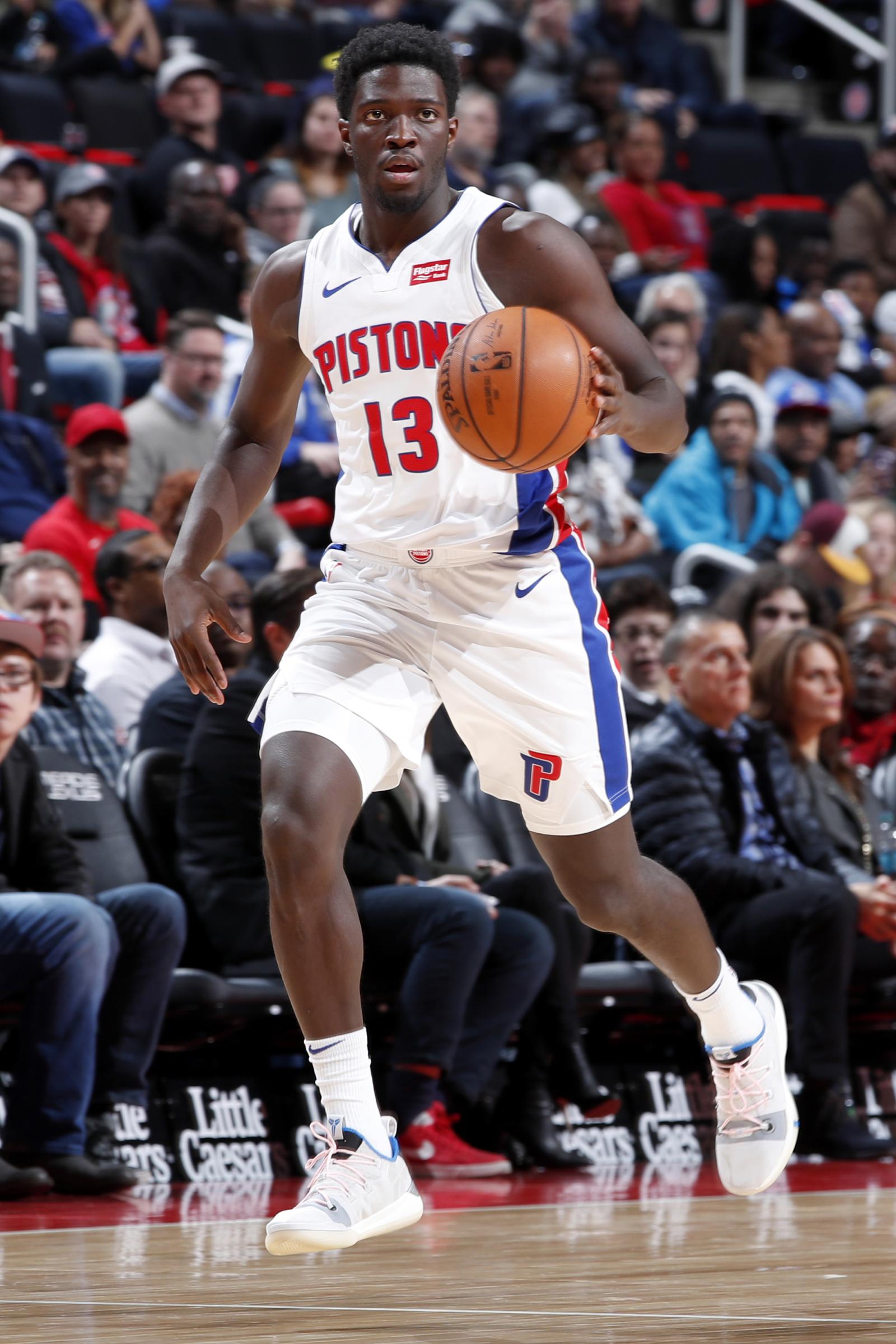 2018-19 Detroit Pistons season review: Khyri Thomas