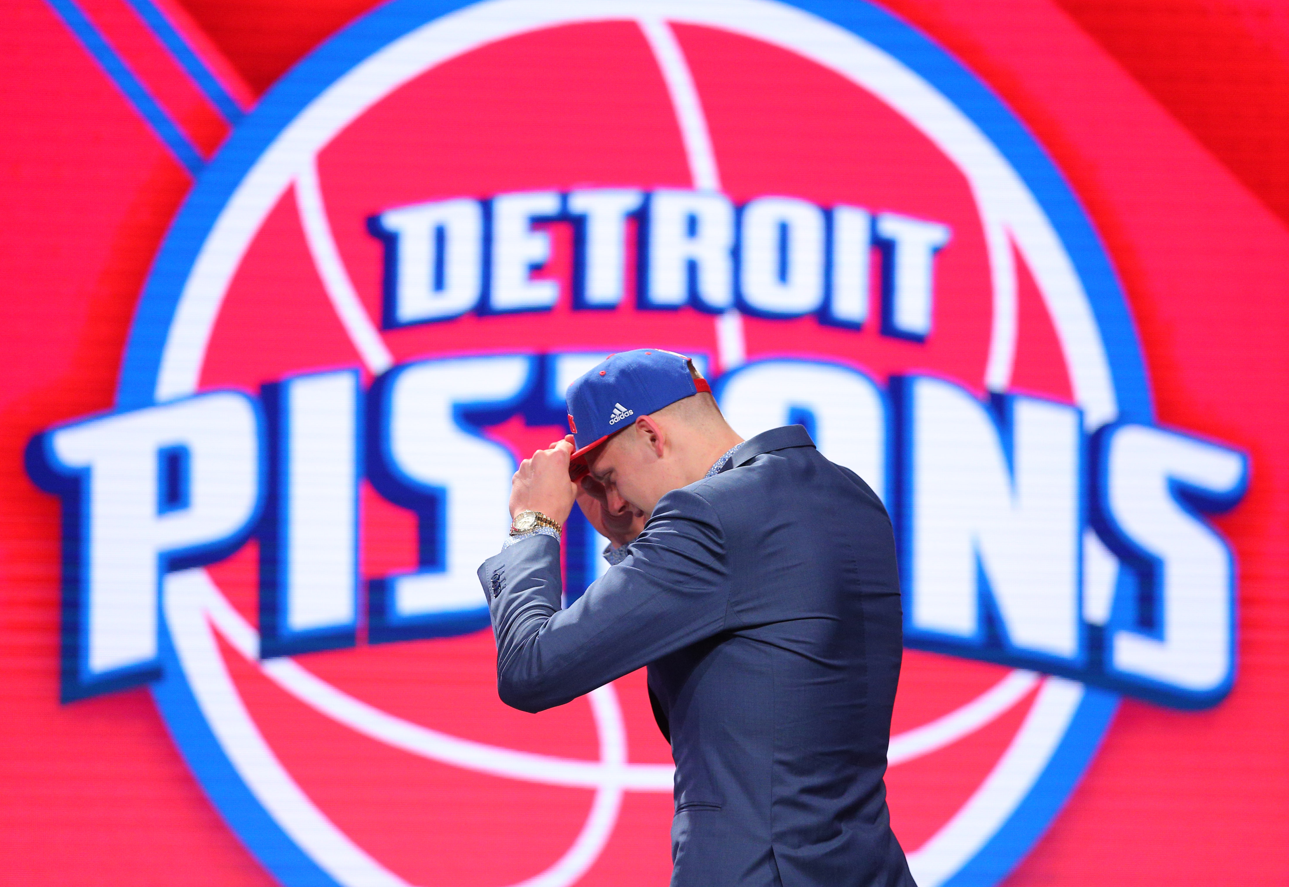 Detroit Pistons enter lottery night with 12th-best odds at